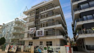Well-Positioned Comfortable Property in Antalya Center, Construction Photos-1