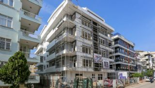 Well-Positioned Comfortable Property in Antalya Center, Construction Photos-3