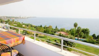 Panoramic Sea View Apartment in Antalya City Center, Interior Photos-17