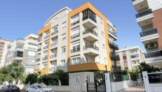 Lara'da Doğal Gazlı ve Klimalı Satılık Daire, Antalya / Lara