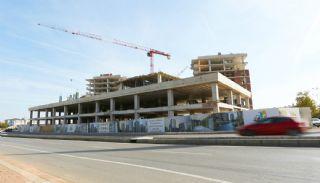 Prestigious Apartments in a Desirable Location of Antalya, Construction Photos-1