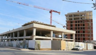 Prestigious Apartments in a Desirable Location of Antalya, Construction Photos-3