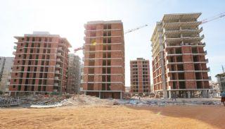 Prestigious Apartments in a Desirable Location of Antalya, Construction Photos-5