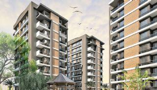 Prestigious Apartments in a Desirable Location of Antalya, Antalya / Kepez - video