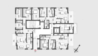Prestigious Apartments in a Desirable Location of Antalya, Property Plans-4