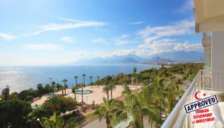 Amazing Sea View Apartment in Antalya City Center, Antalya / Center