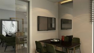 Well-Positioned Quality Apartments in Konyaalti Antalya, Interior Photos-10