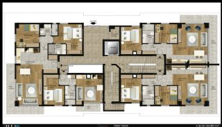Well-Positioned Quality Apartments in Konyaalti Antalya, Property Plans-1