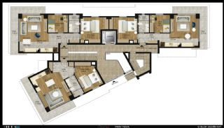 Well-Positioned Quality Apartments in Konyaalti Antalya, Property Plans-2