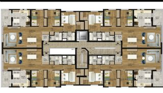 Well-Positioned Quality Apartments in Konyaalti Antalya, Property Plans-3