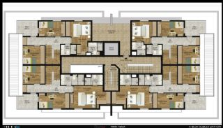 Well-Positioned Quality Apartments in Konyaalti Antalya, Property Plans-5