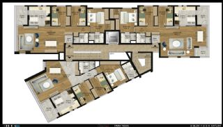 Well-Positioned Quality Apartments in Konyaalti Antalya, Property Plans-6