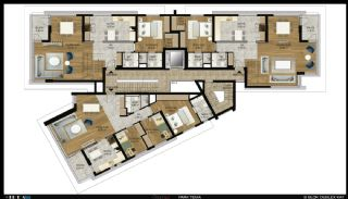 Well-Positioned Quality Apartments in Konyaalti Antalya, Property Plans-7
