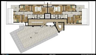 Well-Positioned Quality Apartments in Konyaalti Antalya, Property Plans-8