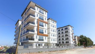 Three Faced Flats with Modern Design in Antalya Kepez, Antalya / Kepez - video