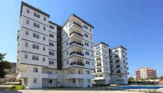 Three Faced Flats with Modern Design in Antalya Kepez, Antalya / Kepez