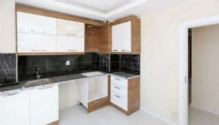 Three Faced Flats with Modern Design in Antalya Kepez, Interior Photos-7
