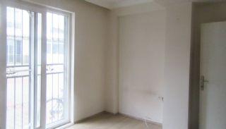 Квартира с 1 Спальней на Входном Этаже в Кепезе, Анталия, Фотографии комнат-2
