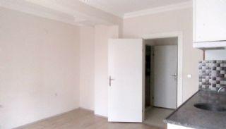 Квартира с 1 Спальней на Входном Этаже в Кепезе, Анталия, Фотографии комнат-5