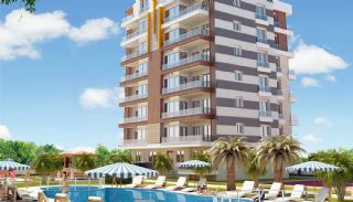 Privileged Kepez Apartments with Separate Kitchen, Antalya / Kepez - video