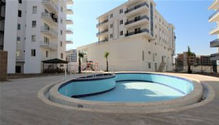 Kepez Flats in the Modern Complex with Swimming Pool, Antalya / Kepez