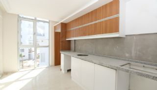 Kepez Flats in the Modern Complex with Swimming Pool, Interior Photos-4