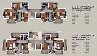 Nouveaux Appartements avec Design Elégant à Kepez, Projet Immobiliers-2