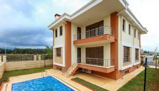 Döşemealtı'nda Özel Havuz ve Bahçeli 5+2 Müstakil Villalar, Antalya / Döşemealtı