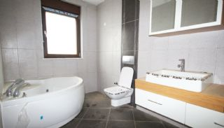 5+2 Villa's met Privé Zwembad en Tuin in Dosemealti, Interieur Foto-15