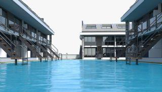 Antalya Wohnungen mit Unabhängigem Eingang zum Pool, Antalya / Kundu