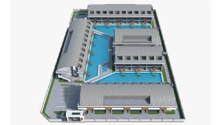 Antalya Apartments with Independent Entrance to the Pool, Property Plans-1