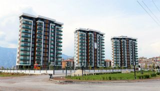 Recently Completed Elegant Flats in Dosemealti Antalya, Antalya / Dosemealti - video