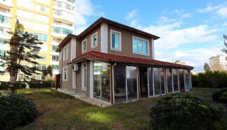 Lara Güzeloba'da Denize 350 Metre Mesafede Eşyalı Villa, Antalya / Lara