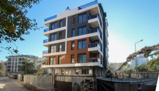 Centrally Apartments with Smart Home System in Antalya, Construction Photos-1