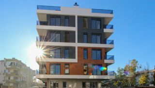 Centrale Appartementen Smart Home Systeem|Antalya, Bouw Fotos-2
