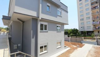 Twin Villas with Underfloor Heating System in Antalya, Construction Photos-6