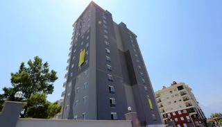 New-Build Apartments in Calmness Region of Kepez , Antalya / Kepez - video