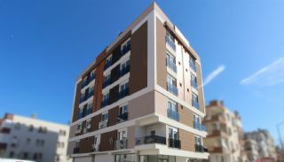 Brand New Apartments in the Central Location of Antalya, Antalya / Center - video