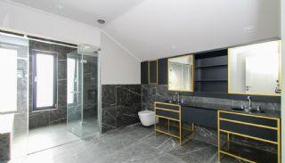 Ultra Geräumige Villen mit Smart Home-System in Konyaalti, Foto's Innenbereich-12