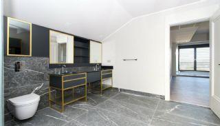 Ultra Geräumige Villen mit Smart Home-System in Konyaalti, Foto's Innenbereich-13