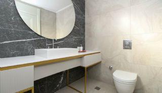 Ultra Geräumige Villen mit Smart Home-System in Konyaalti, Foto's Innenbereich-14