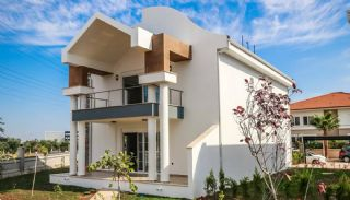 Elegant Designed Deluxe Houses in Antalya Turkey, Antalya / Dosemealti - video