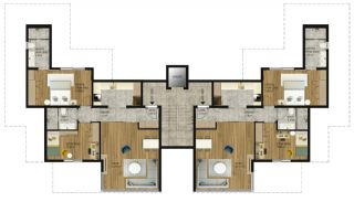 Well-Located Property with Smart Home System in Lara, Property Plans-1