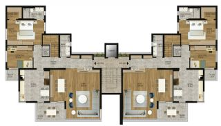 Well-Located Property with Smart Home System in Lara, Property Plans-3