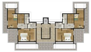 Well-Located Property with Smart Home System in Lara, Property Plans-4