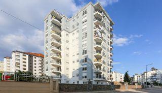 2+1 Apartments with Separate Kitchen in Antalya Kepez, Antalya / Kepez