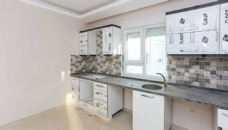 2+1 Apartments with Separate Kitchen in Antalya Kepez, Interior Photos-5