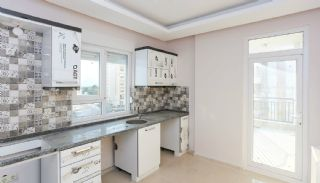 2+1 Apartments with Separate Kitchen in Antalya Kepez, Interior Photos-6
