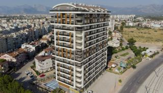 High-Quality Apartments with Smart Technology in Kepez, Antalya / Kepez - video