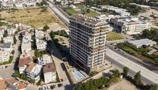 Hoogwaardige Appartementen met Smart Technologie in Kepez, Antalya / Kepez - video